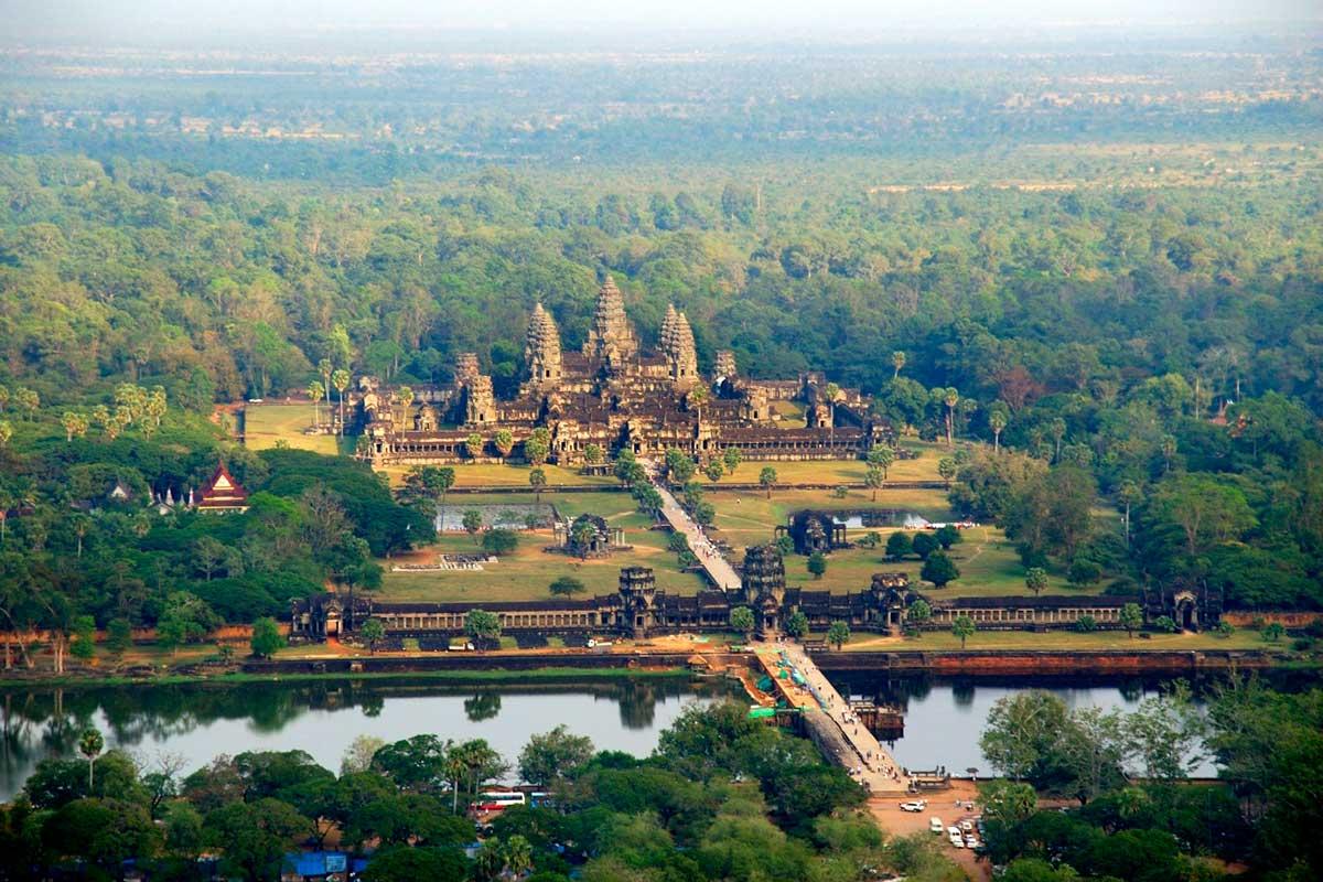 Circuit privé Passionnément Cambodge