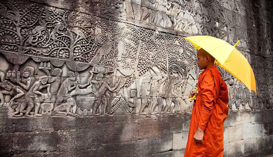 Circuit privé Passionnément Cambodge - TUI