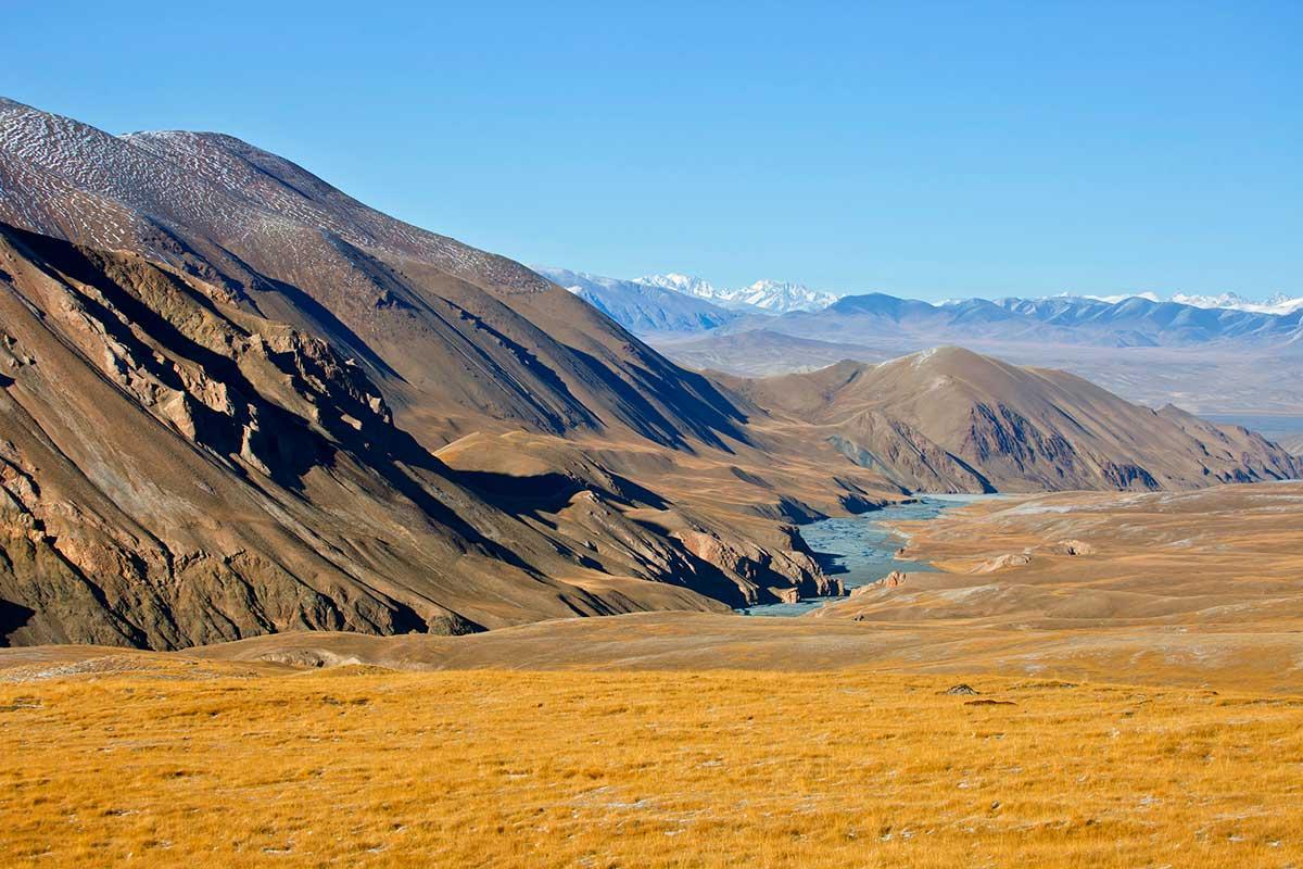 Kirghizistan - Circuit Découverte du Kirghizistan