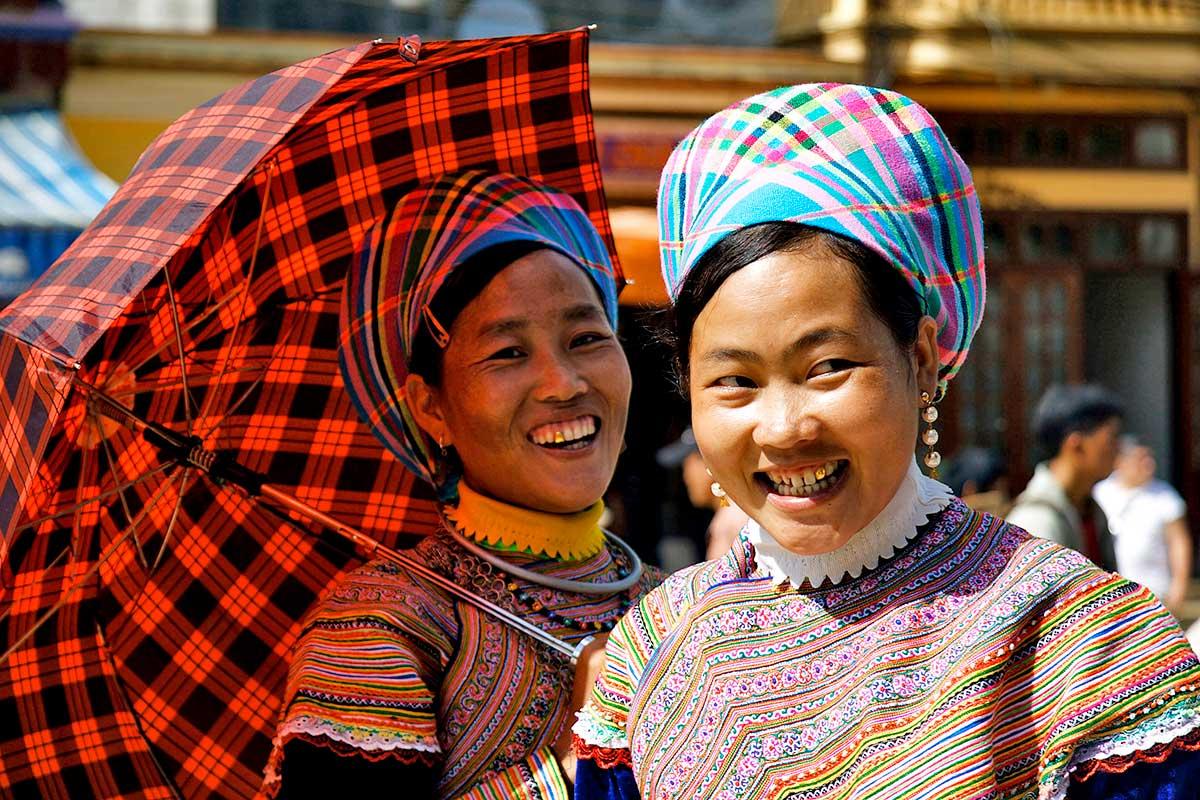 Circuit Une mosaïque d'ethnies - voyage  - sejour