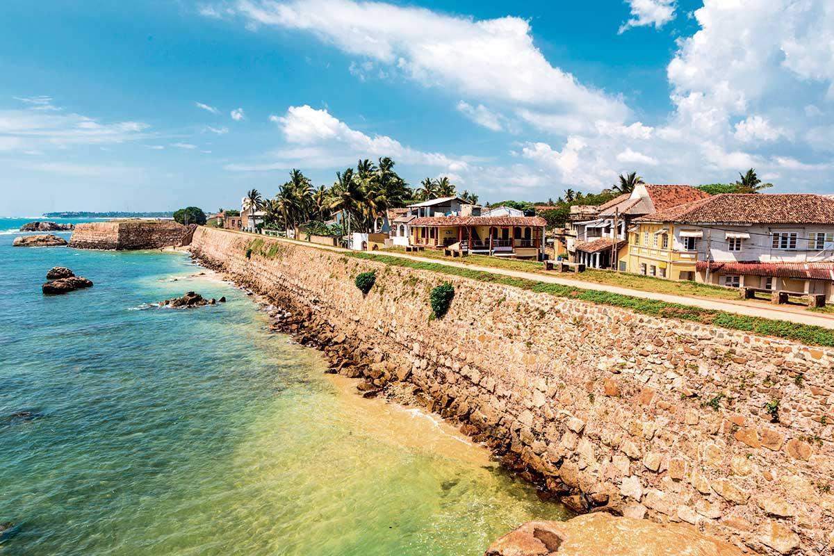 Sri Lanka - Circuit Privé L'île Emeraude avec extension de séjour balnéaire à Bentota