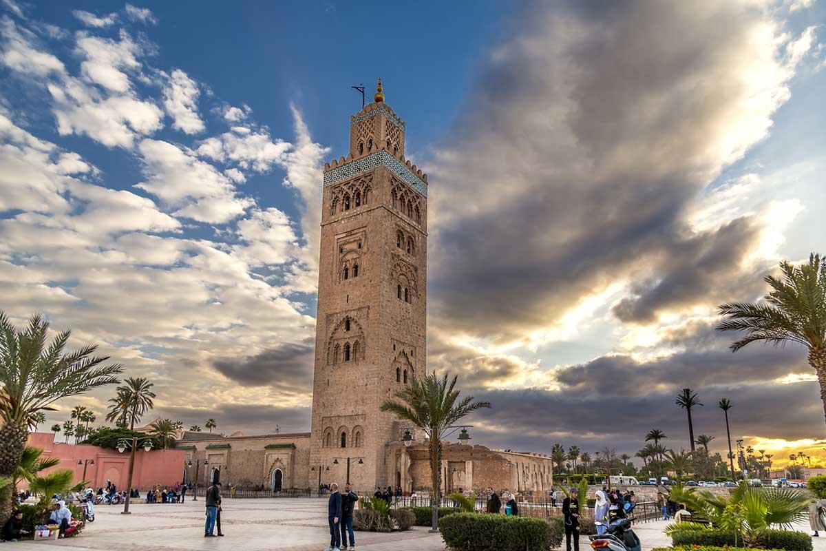 Mosquée de la Koutoubia, Marrakech