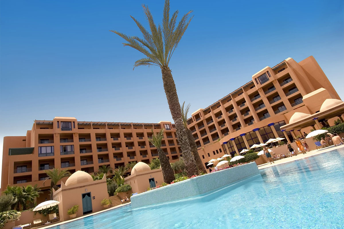Maroc - Marrakech - Hôtel Atlas Medina & Spa 5* sup