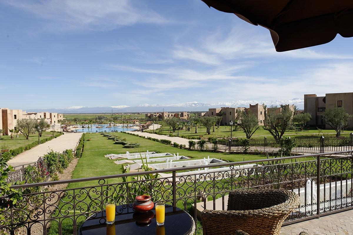 Maroc - Marrakech - Hôtel Blue Sea Marrakech Ryads Parc & Spa 4*