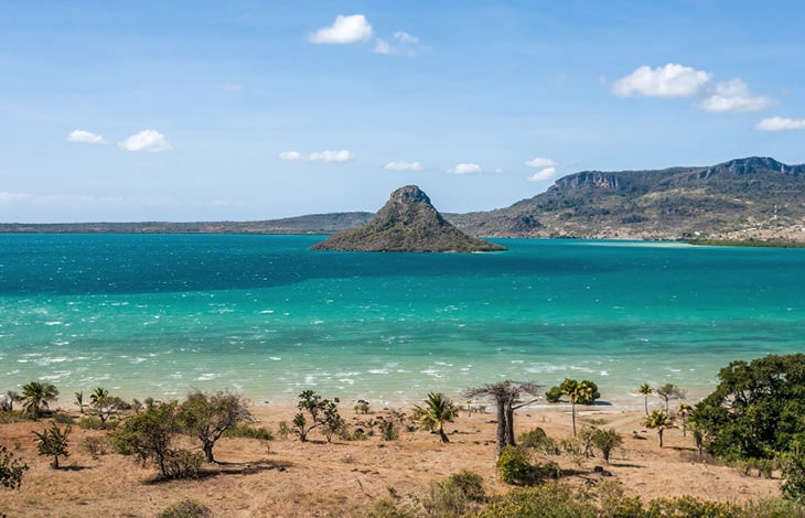 Madagascar - Circuit Diego Suarez, Tsingy rouges et Mer d'Émeraude...