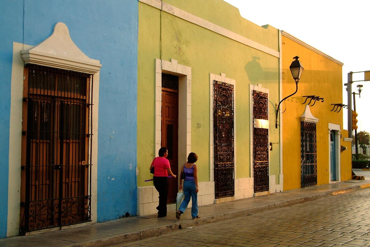 Autotour Les mystérieuses cités mayas, Cancun