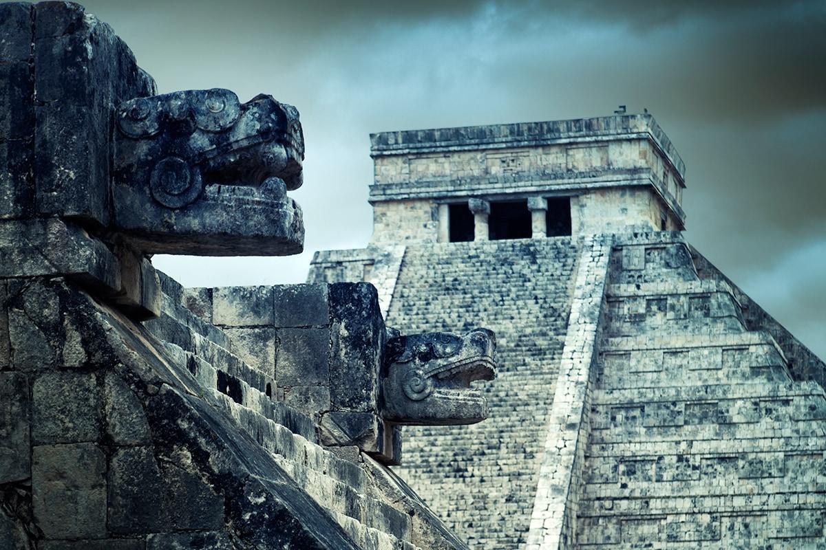 Autotour Les mystérieuses cités mayas