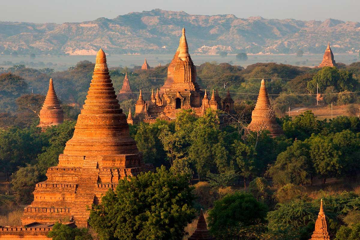 Circuit privé Pagodes et sourires birmans - voyage  - sejour