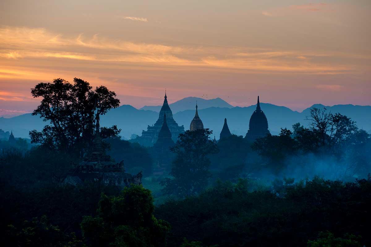 Birmanie - Myanmar - Circuit Pagodes et Beautés Birmanes