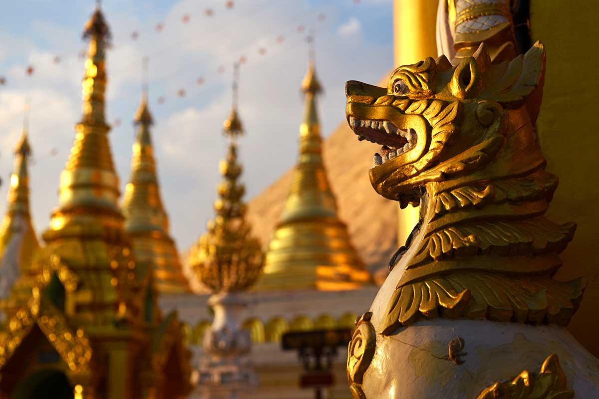 Birmanie - Myanmar - Circuit Majestueuse Birmanie