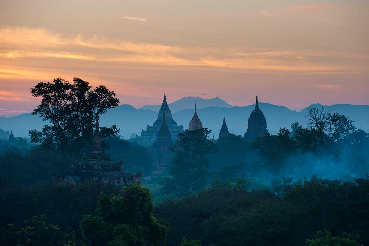 Circuit Découverte du Myanmar + Extension balnéaire à Ngapaly