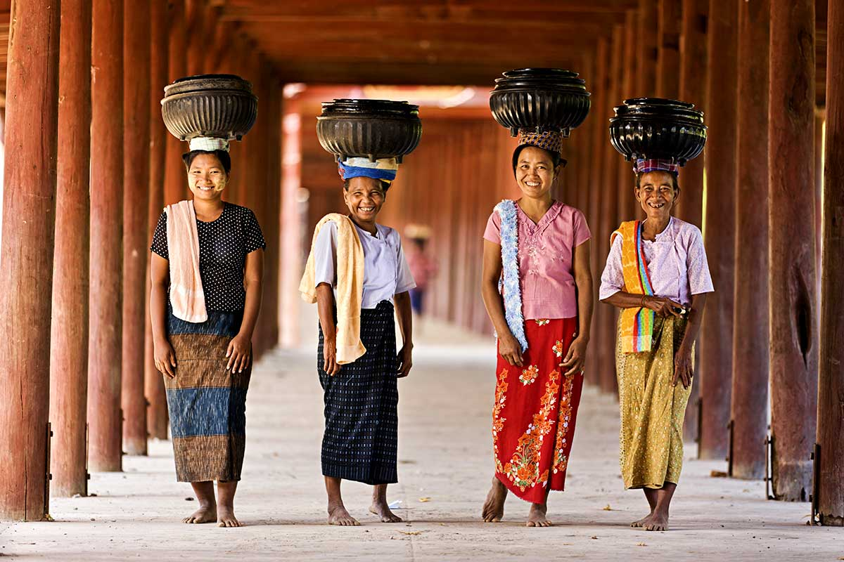 Circuit Découverte du Myanmar - Exclusivité TUI