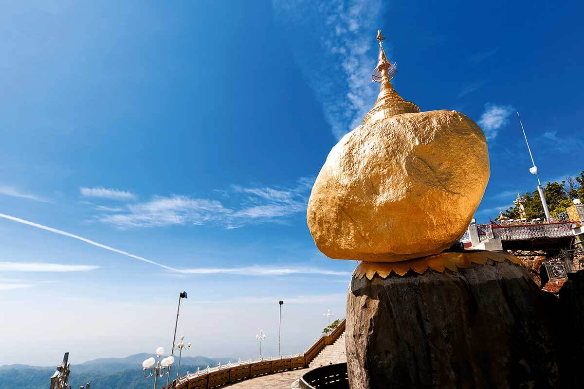 Birmanie - Myanmar - Circuit Découverte du Myanmar + Extension dans l'État Karen et au Rocher d'Or