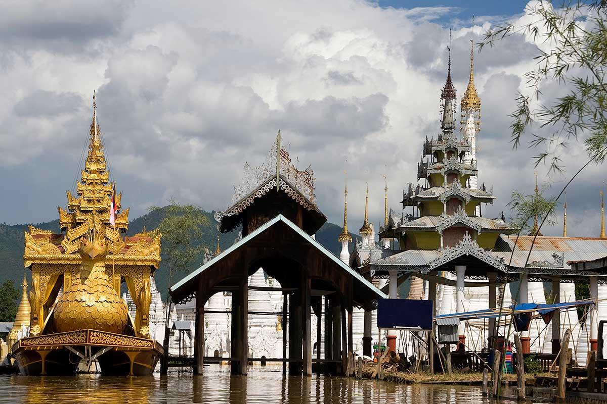 Birmanie - Myanmar - Circuit Découverte du Myanmar