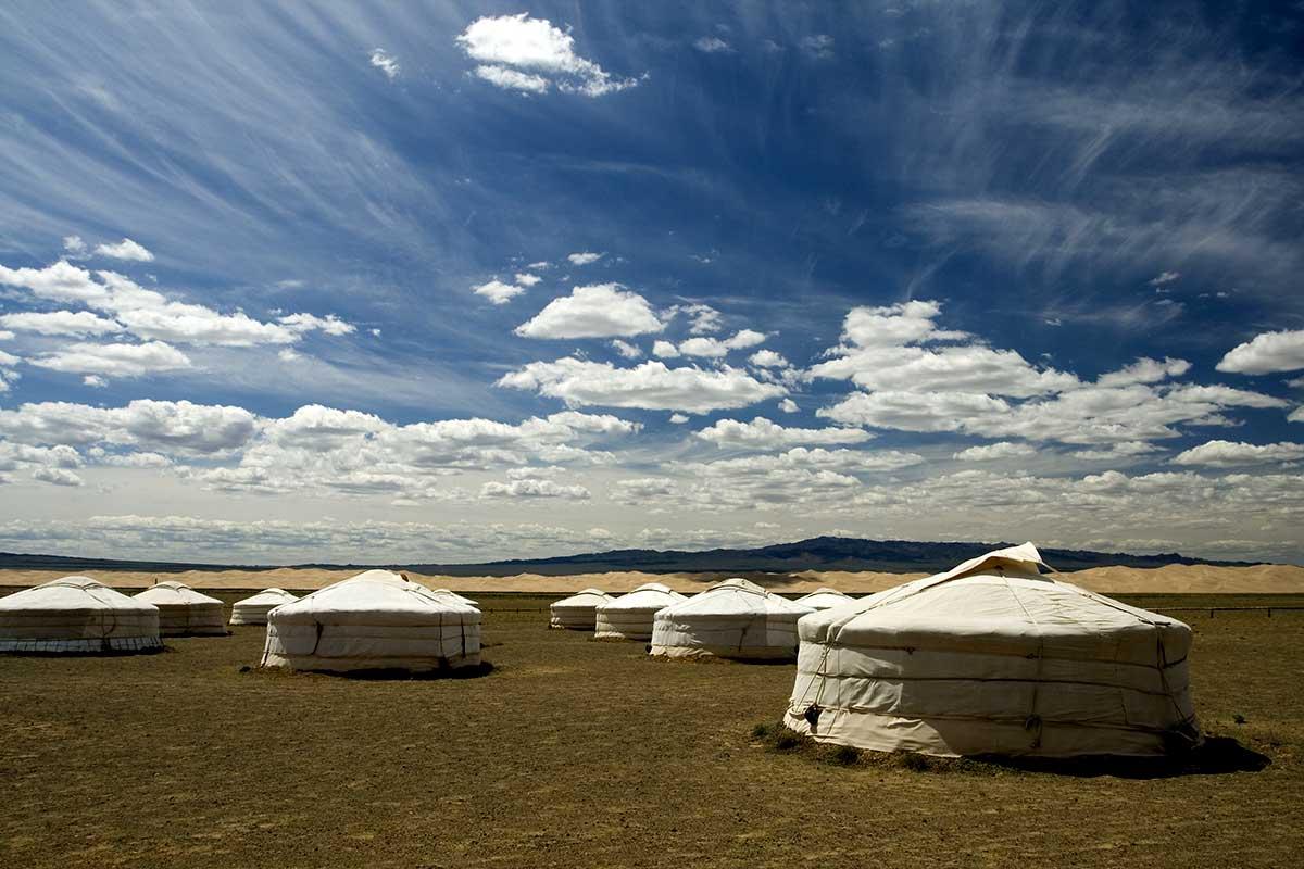 Circuit Vallée de l'Orkhon et steppes mongoles