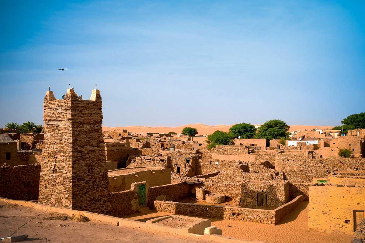 Circuit Oasis et désert de Mauritanie