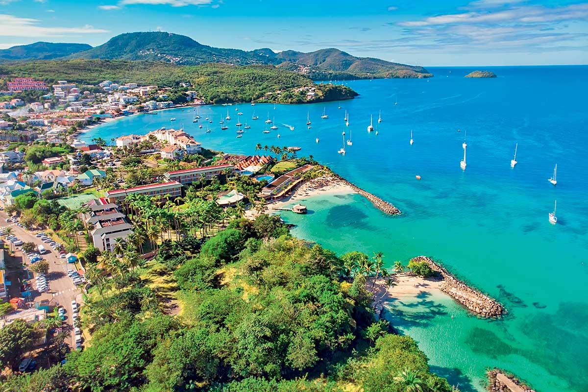 Séjour Martinique - Autotour Cap sur l'île aux fleurs