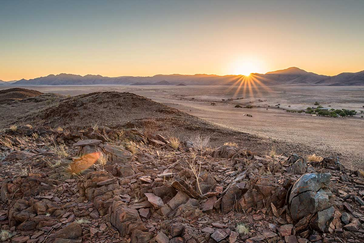 Autotour Dunes et désert namibiens
