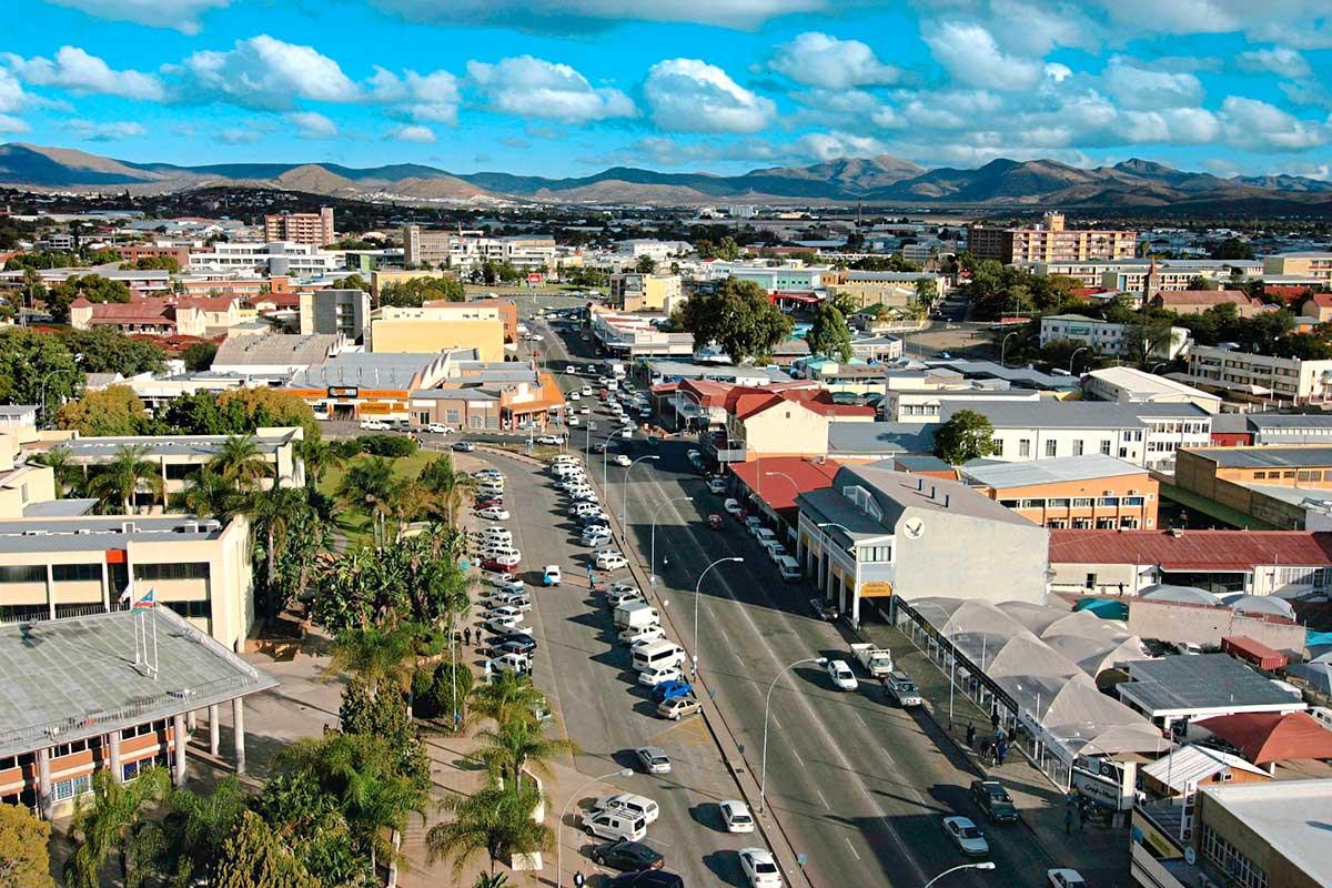 Photo n° 2 Circuit Visage de Namibie