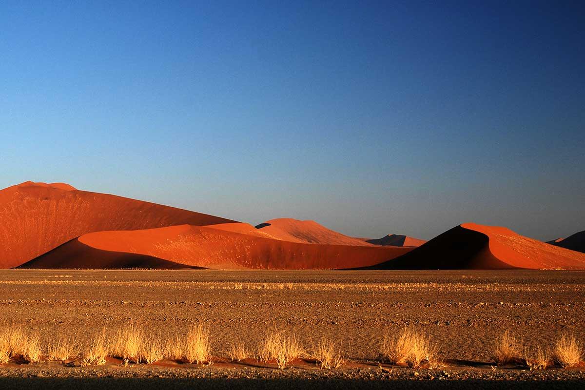 Circuit L'Afrique grandeur nature : déserts, canyons et grands espaces