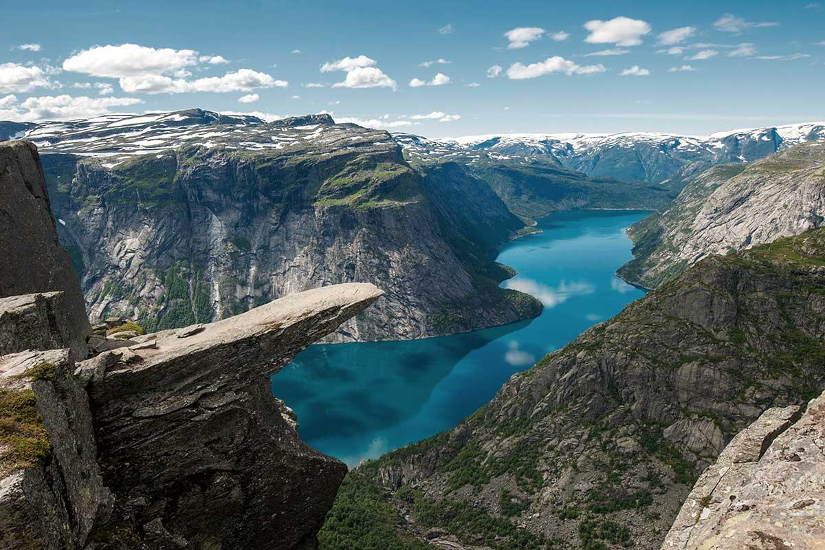Circuit sa majesté le fjord 3*