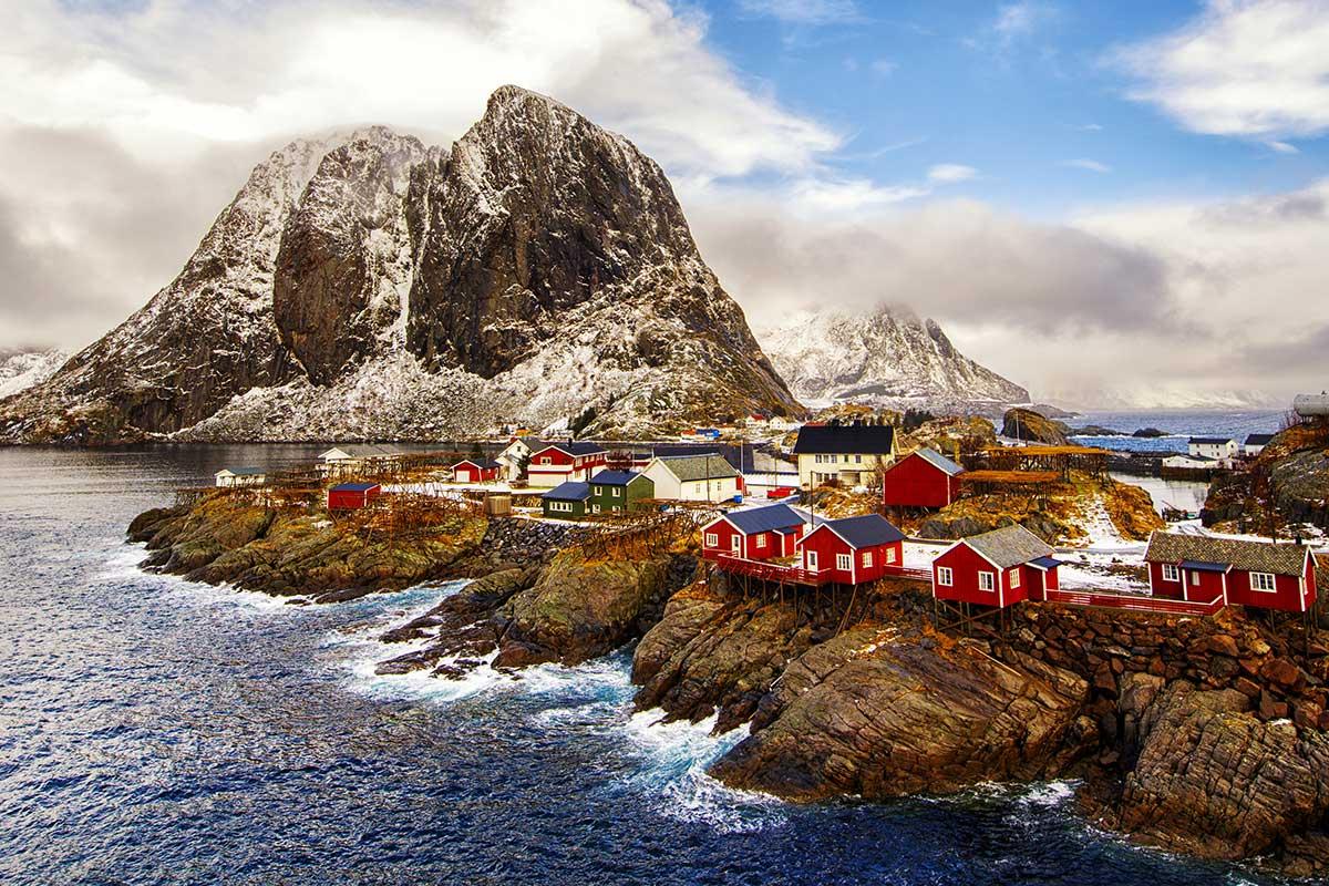 Norvège - Circuit Aurores Boréales et Baleines