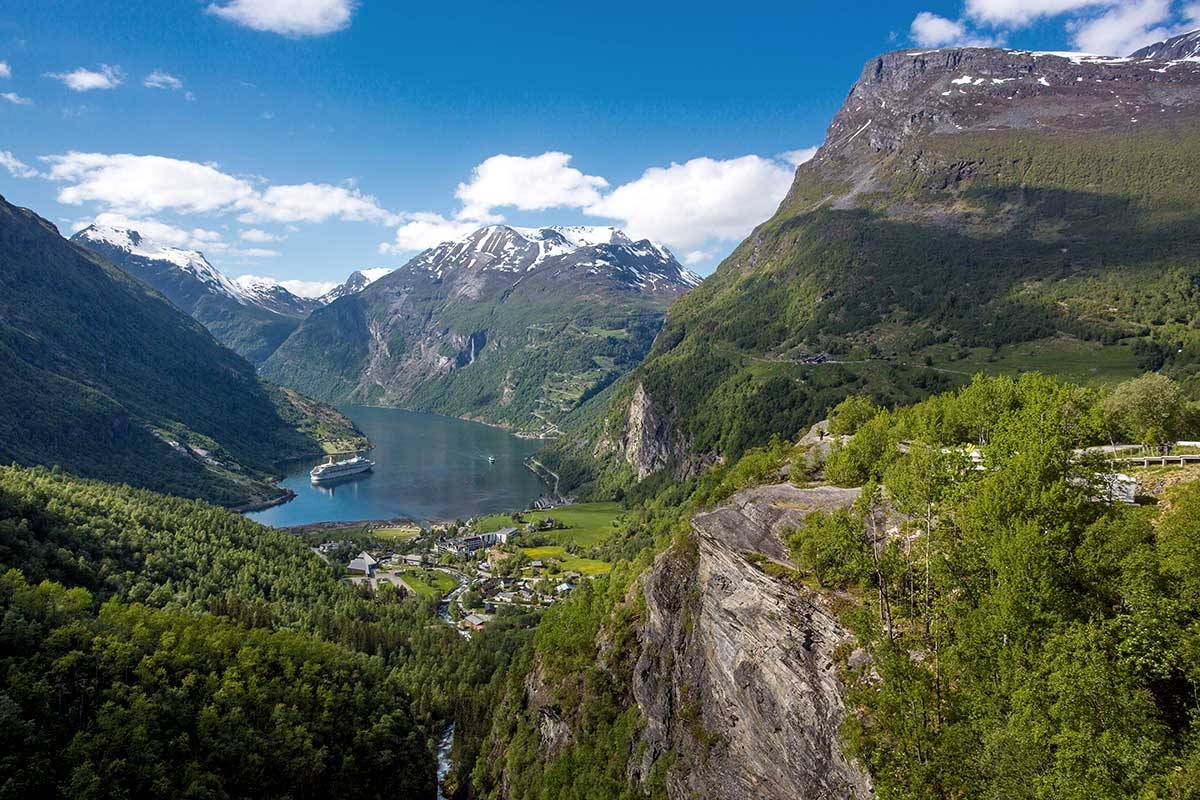 Circuit Grand tour des fjords