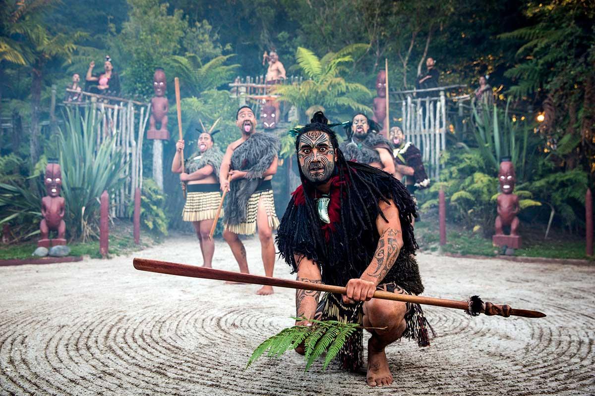 Maoris' Culture