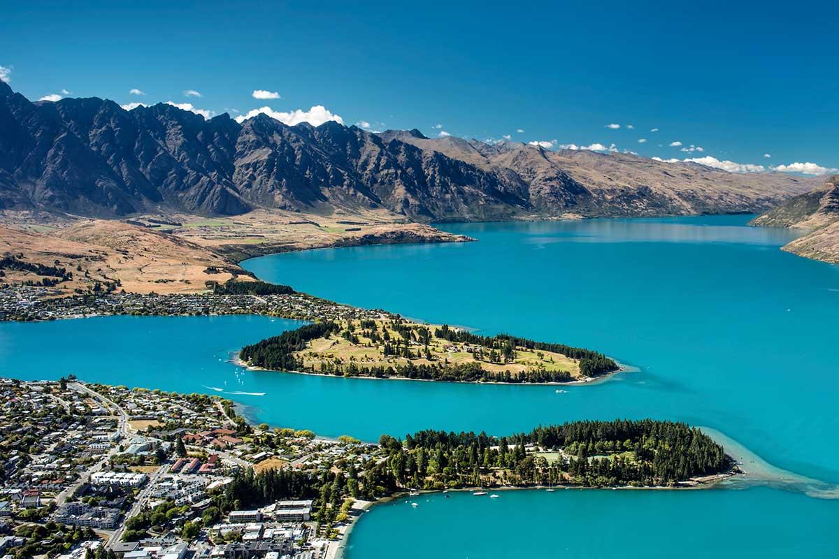 Nouvelle Zelande: Circuit Decouverte De La Nouvelle-Zelande, Nouvelle