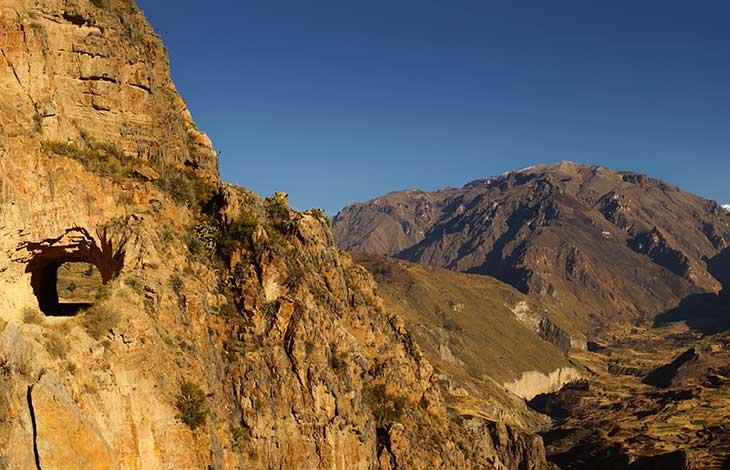 Au nord d'Arequipa : Le canyon de Colca