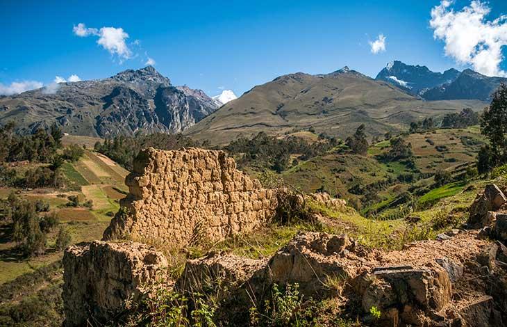 Le site archéologique de Chavín