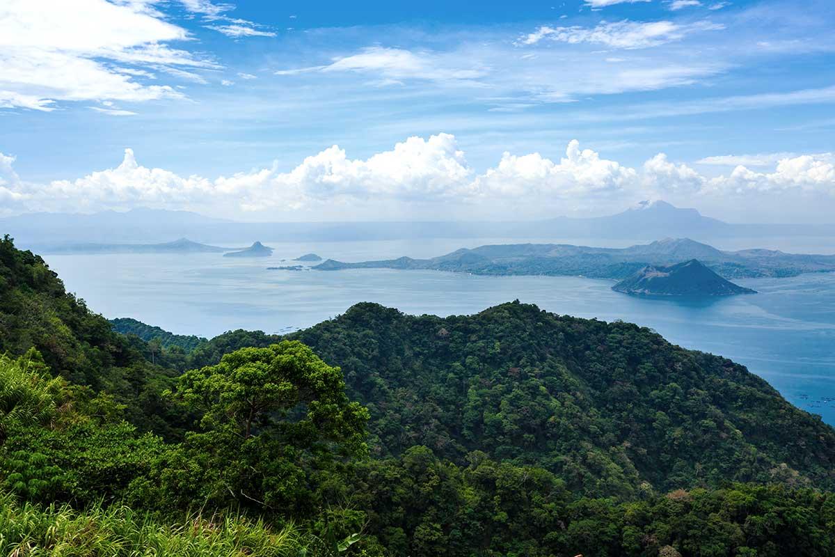 Philippines - Circuit Nord Luzon, volcans et rizières + Extension Bohol-Cebu