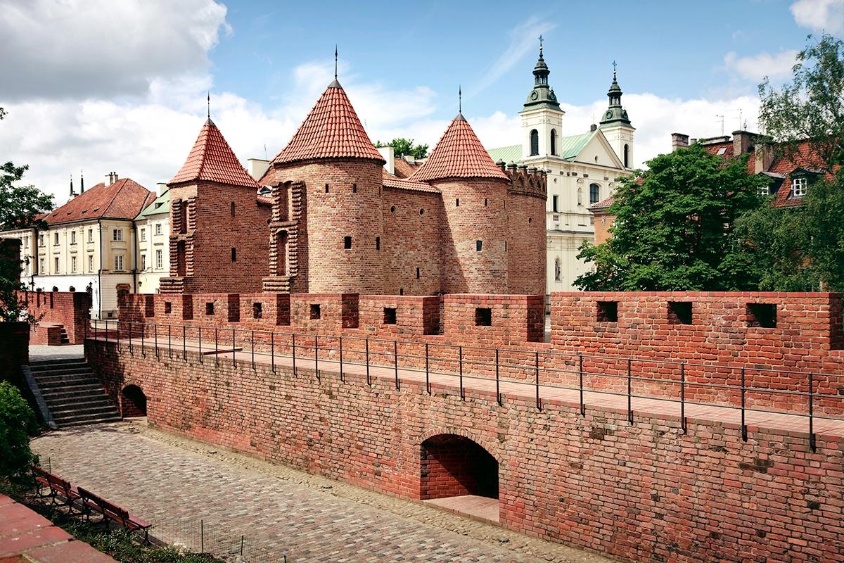 Pologne - Circuit Carte Postale de la Pologne