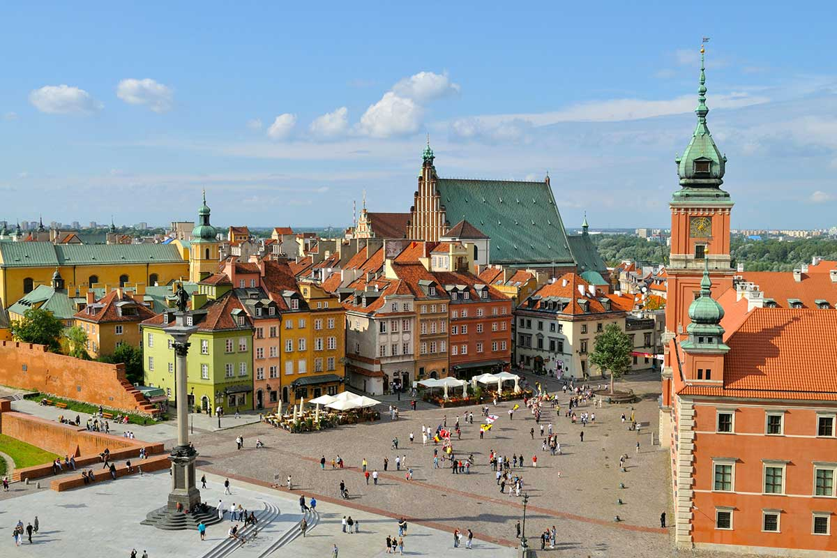 Pologne - Circuit Magie de Pologne