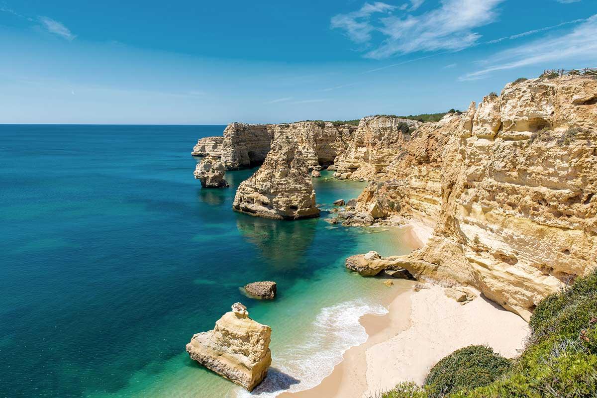 Autotour Entre Alentejo et Algarve