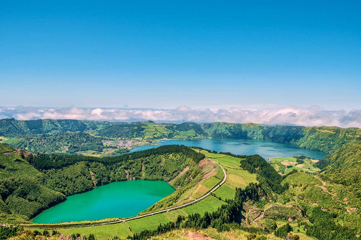 Séjour Açores - Autotour Sao Miguel, l'île verte des Açores