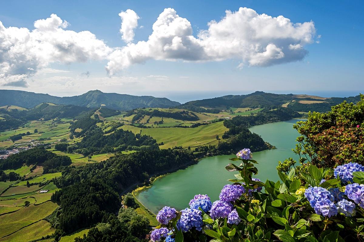 Circuit Les Açores, l'archipel féerique