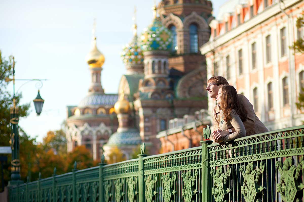 Escapades en Russie - Week-end à Saint-Pétersbourg