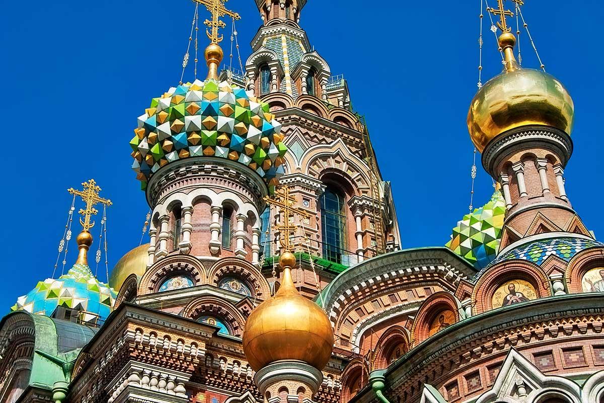 Circuit Combiné Moscou et St-Pétersbourg