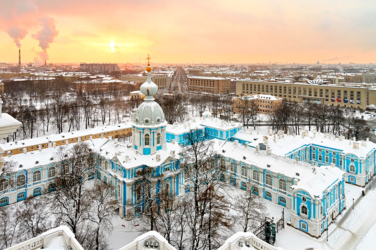 Russie - Circuit Saint-Pétersbourg des Arts et des Palais