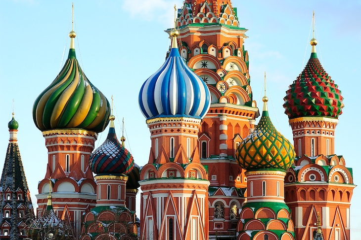 Circuit Russie éternelle - TUI