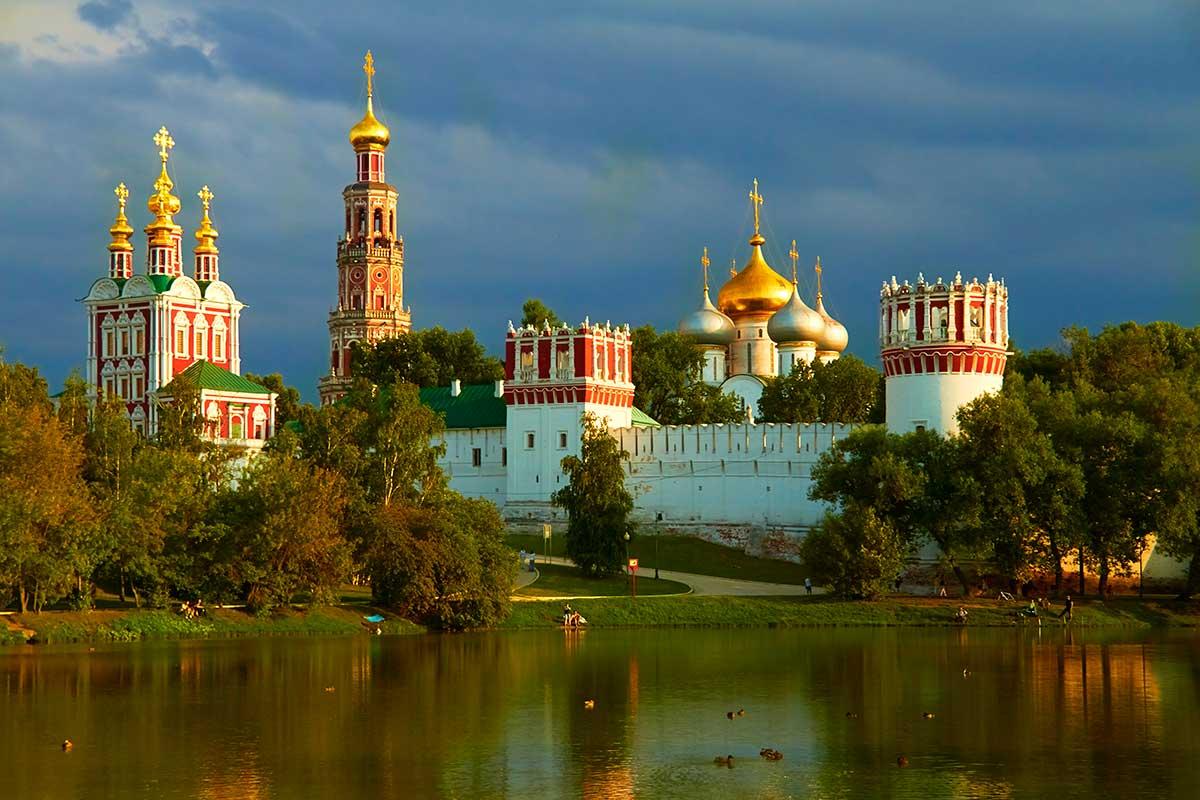 Russie - Circuit Russie Eternelle