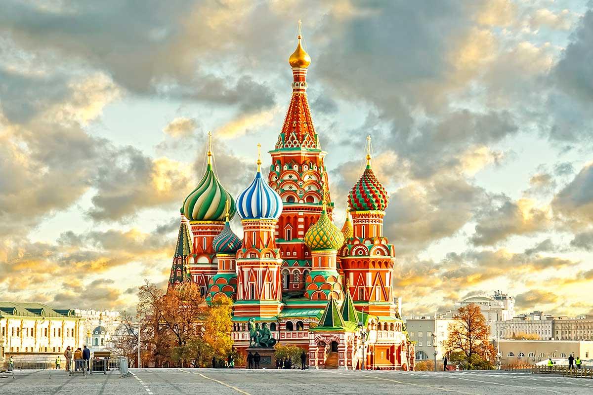 Circuit Russie éternelle 3* - voyage  - sejour