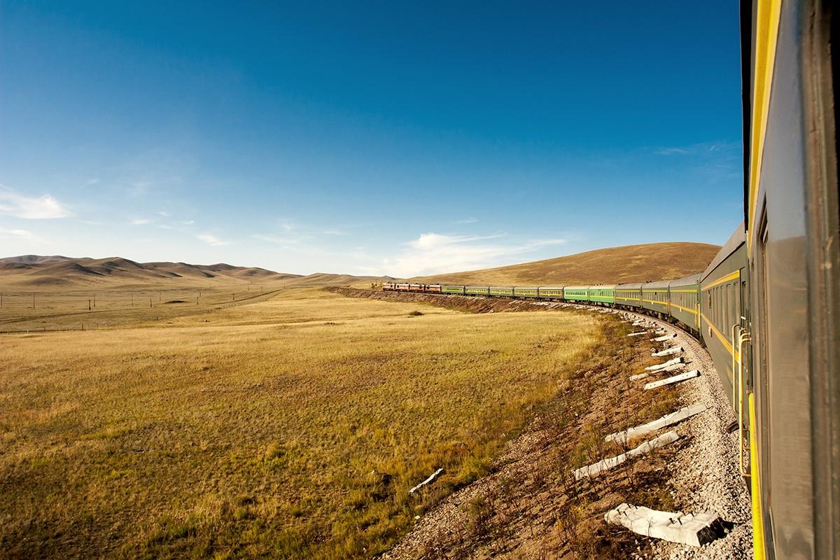 Circuit Transsibérien, les contrées de l'infini
