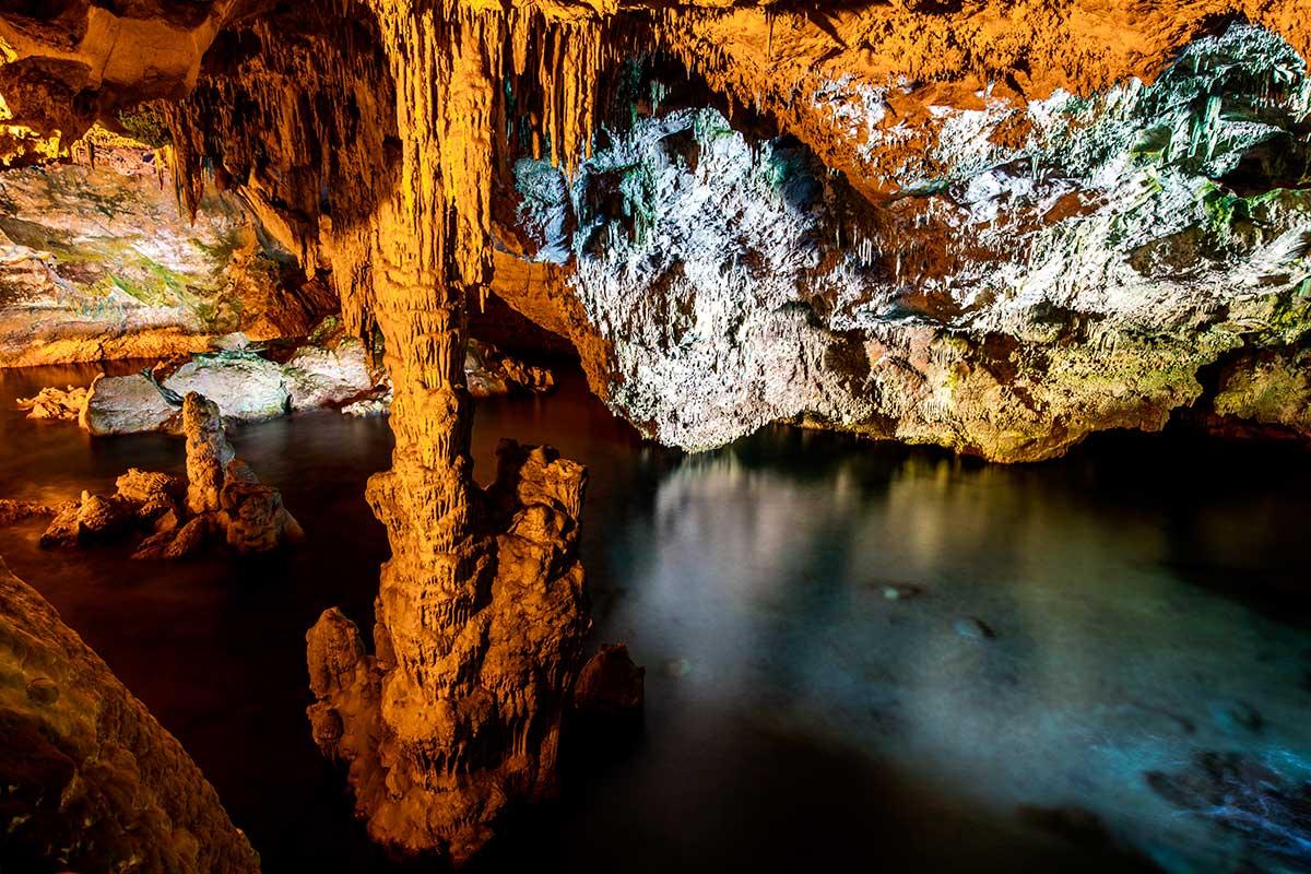 Grotte de Neptune, Capo Caccia