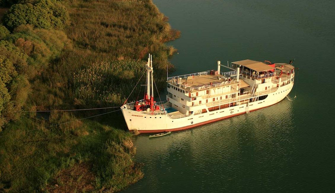 Croisière à bord du Bou El Mogdad - TUI