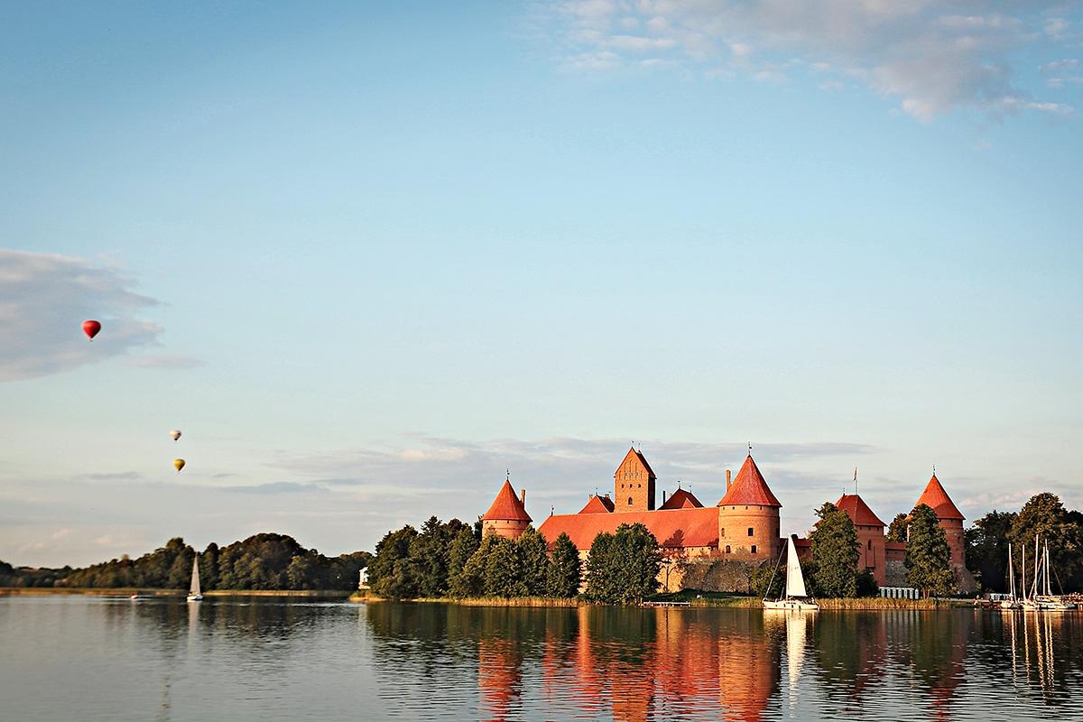 Estonie - Finlande - Lettonie - Lituanie - Russie - Suède - Stockholm - Circuit Le Grand Tour de la Baltique