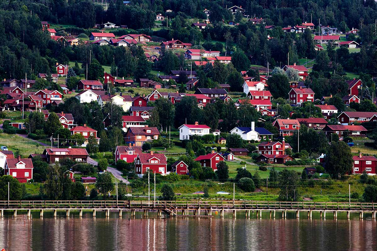 Suède - Circuit Couronne de Suède