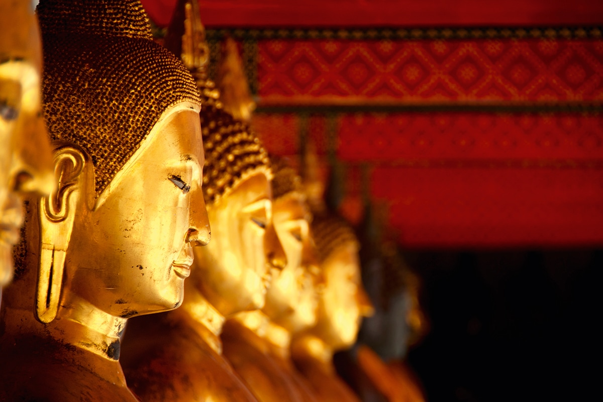 Circuit privé Le royaume du Siam - TUI