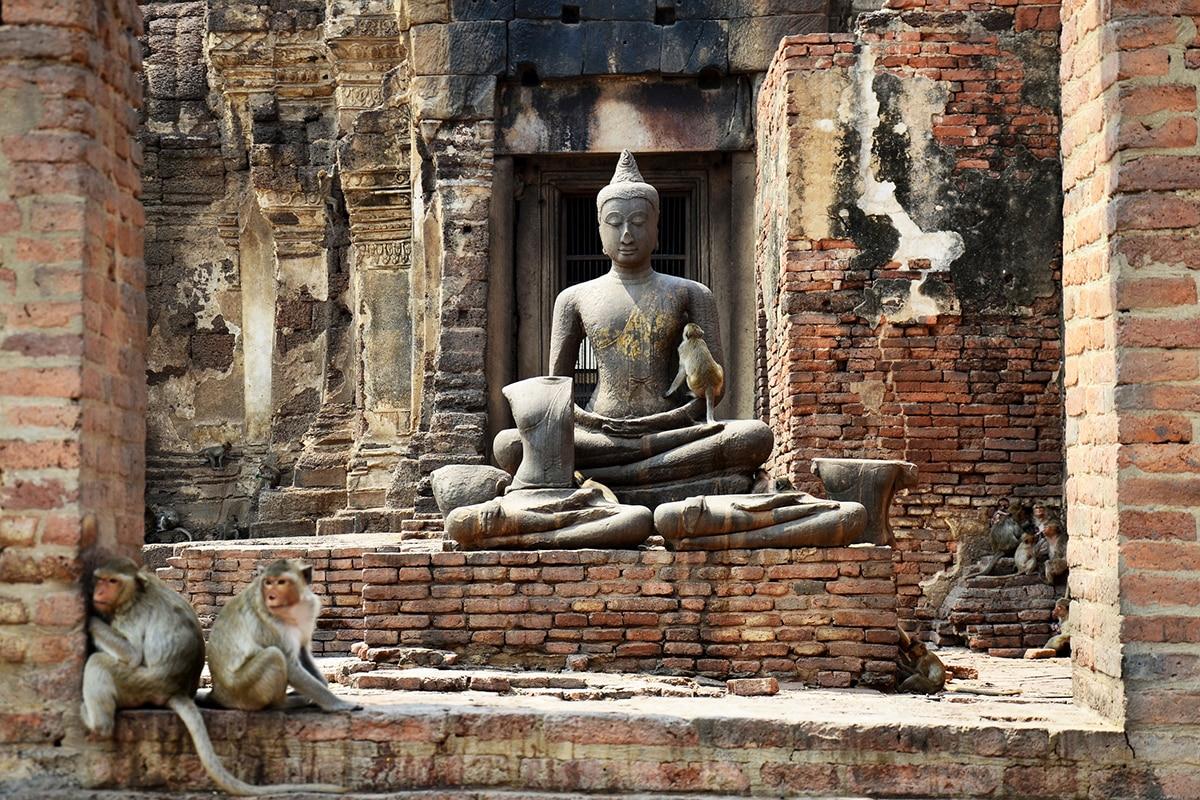 Prang Sam Yod, Lopburi